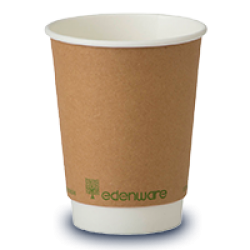 Double Wall Compostable Cups