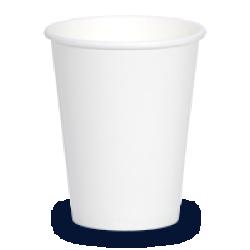 Matt Double Wall White Cups