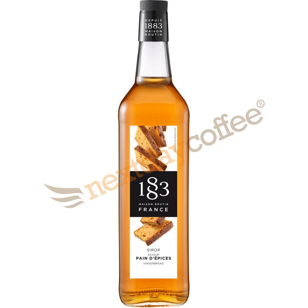 1883 Gingerbread Syrup (700ml)