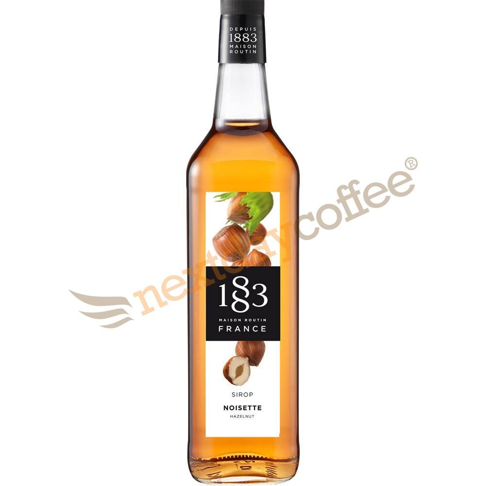 1883 Hazelnut Sugar Free Syrup (700ml)