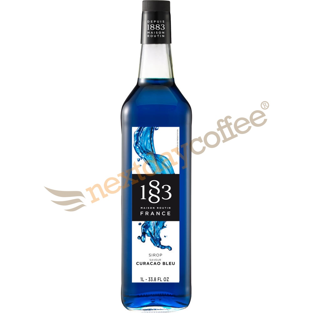 Routin 1883 Blue Curacao Syrup (1 Litre)