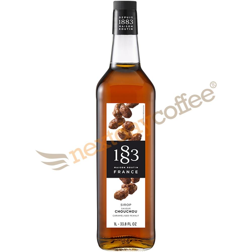 Routin 1883 Caramelised Peanut Syrup (1 Litre)