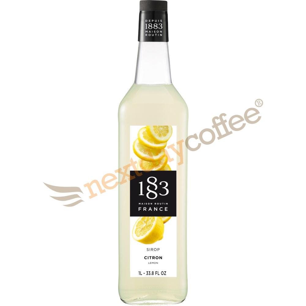 Routin 1883 Lemon Syrup (1 Litre)