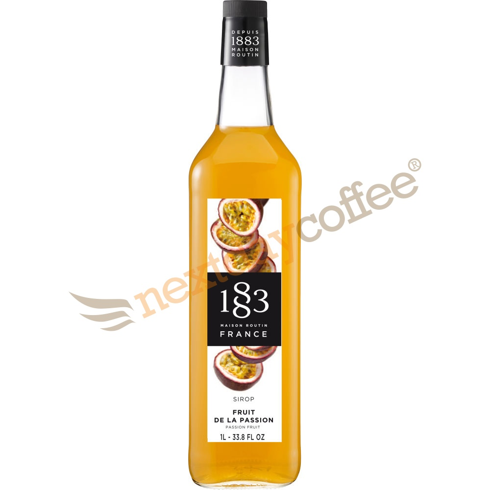 Routin 1883 Passion Fruit Syrup (1 Litre)