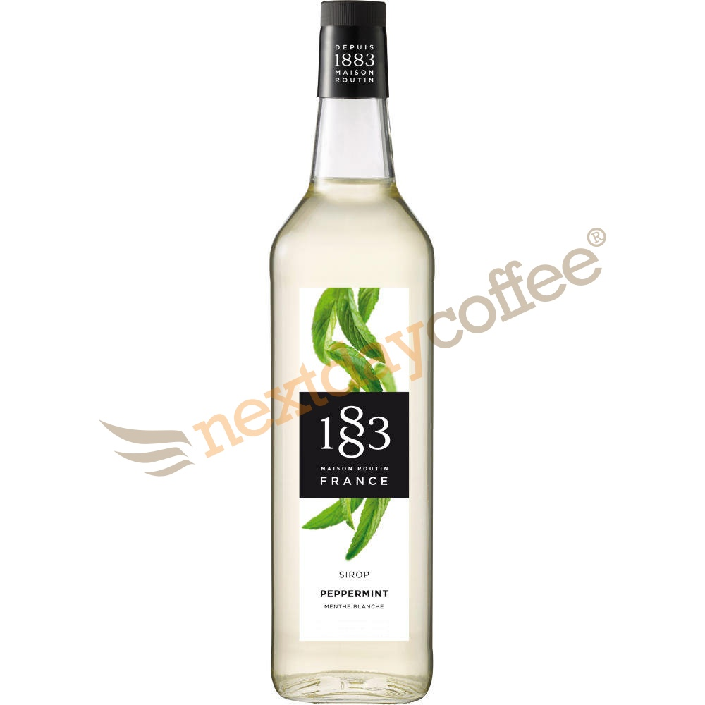 1883 Peppermint Syrup (700ml)