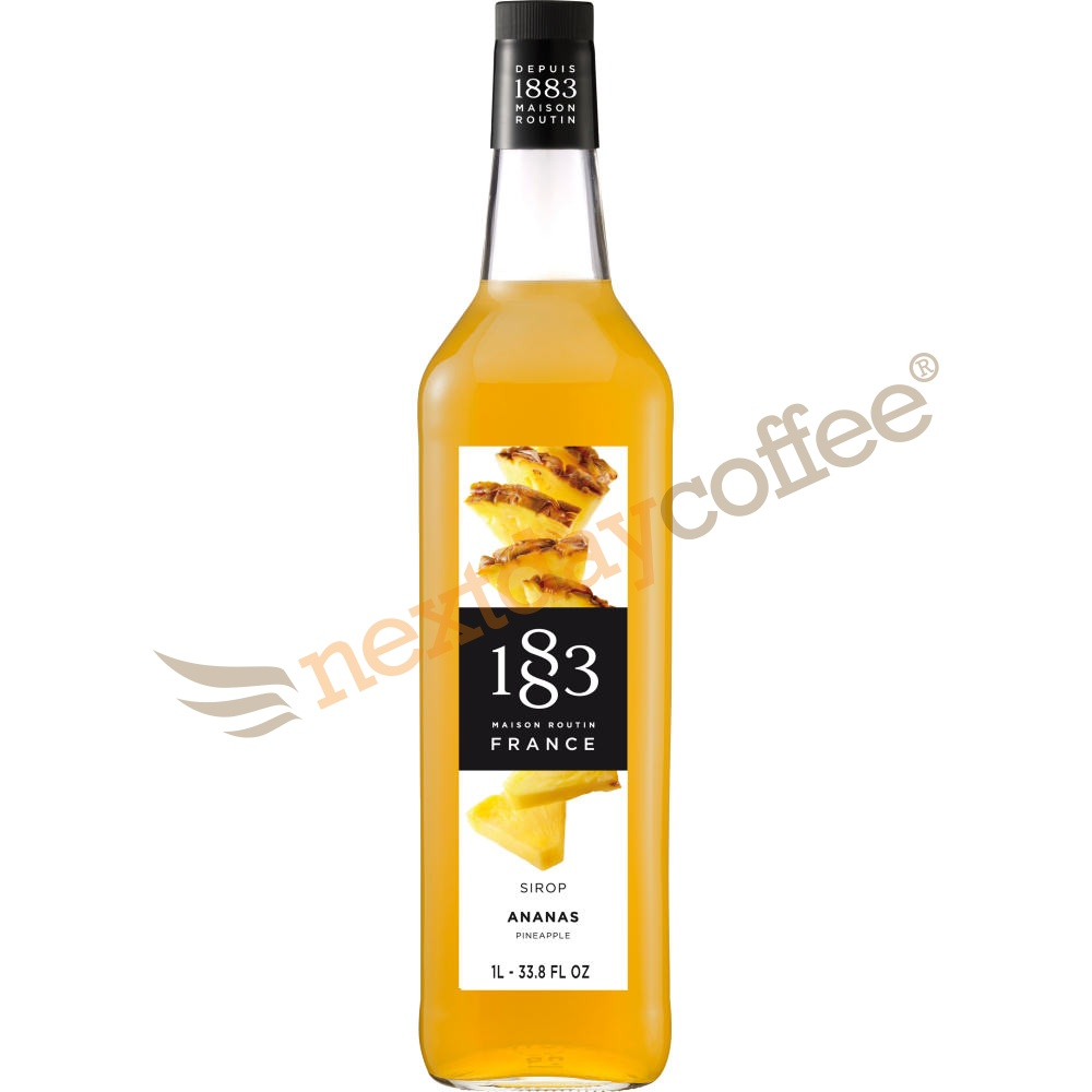 Routin 1883 Pineapple Syrup (1 Litre)