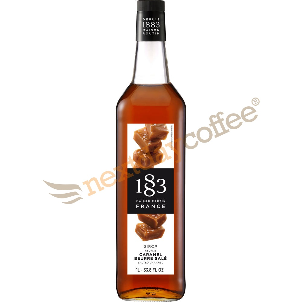 Routin 1883 Salted Caramel Syrup (1 Litre)
