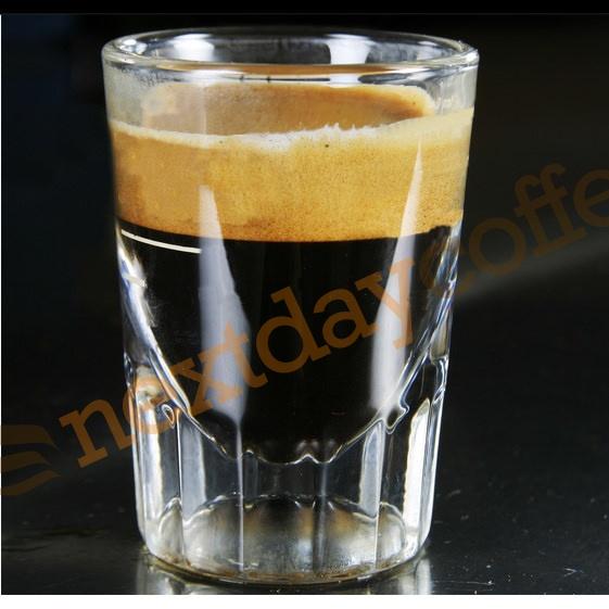 2oz Lined Espresso Shot Glass