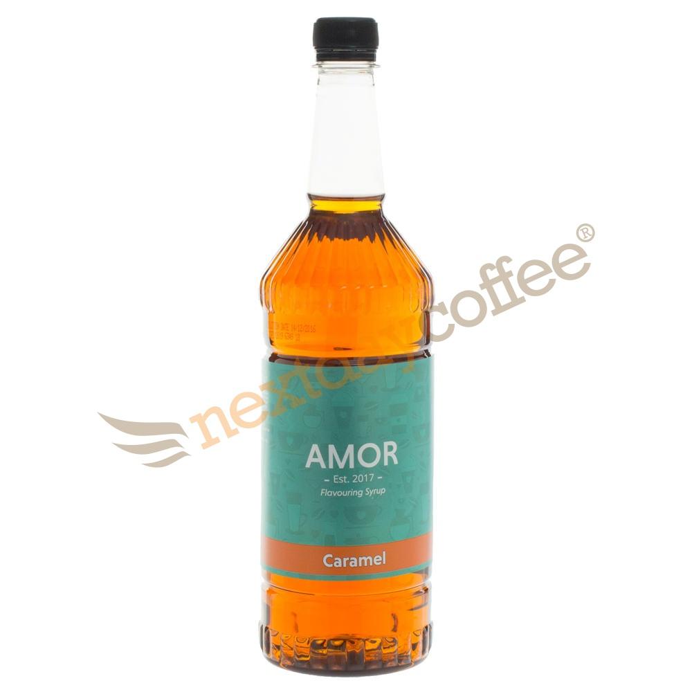 Amor Caramel Syrup (1 Litre)