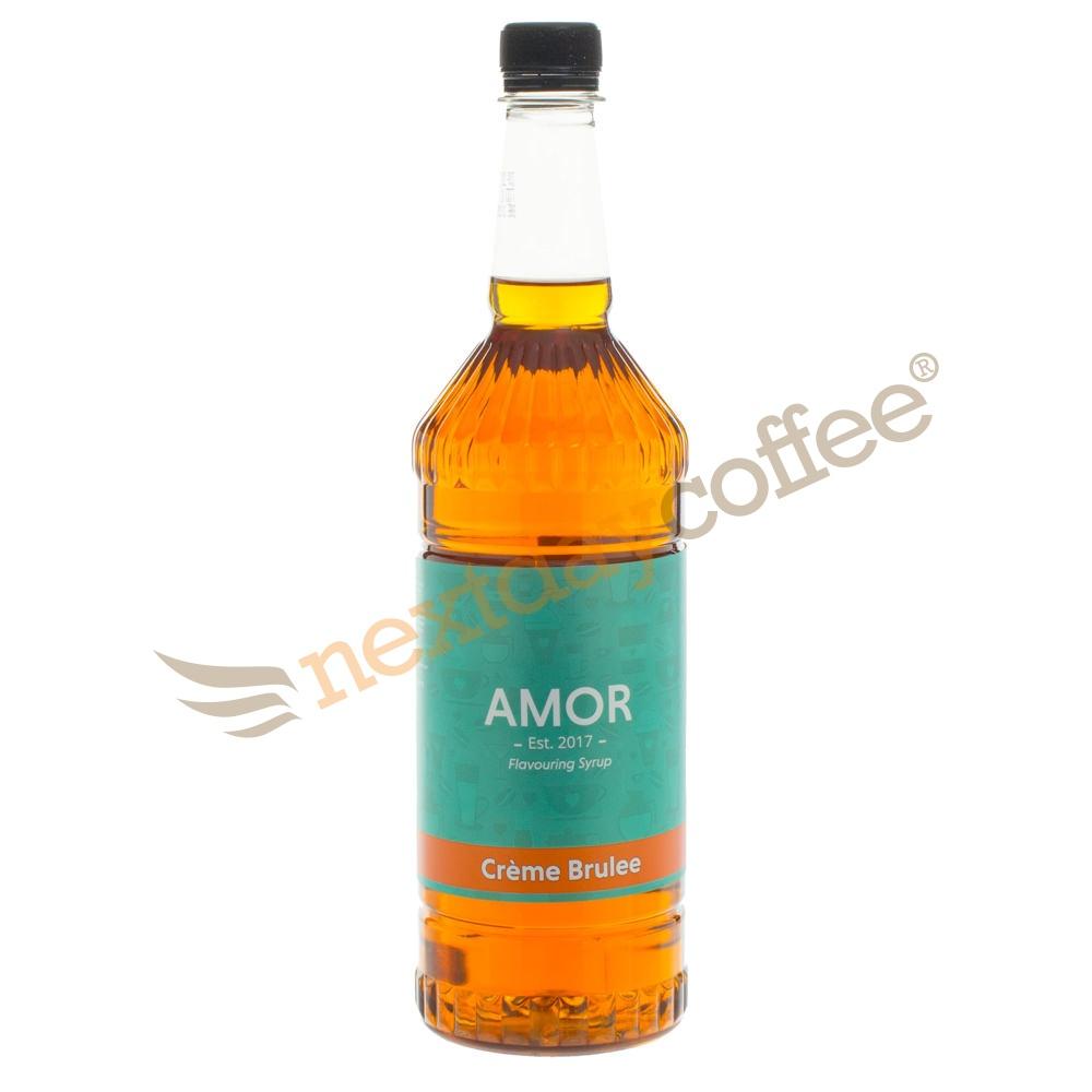 Amor Creme Brulee Syrup (1 Litre)