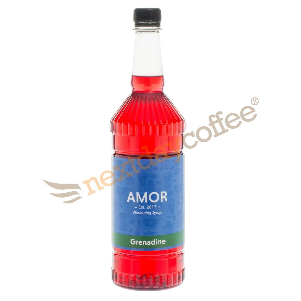 Amor Grenadine Syrup (1 Litre)