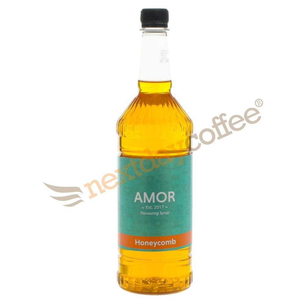 Amor Honeycomb Syrup (1 Litre)