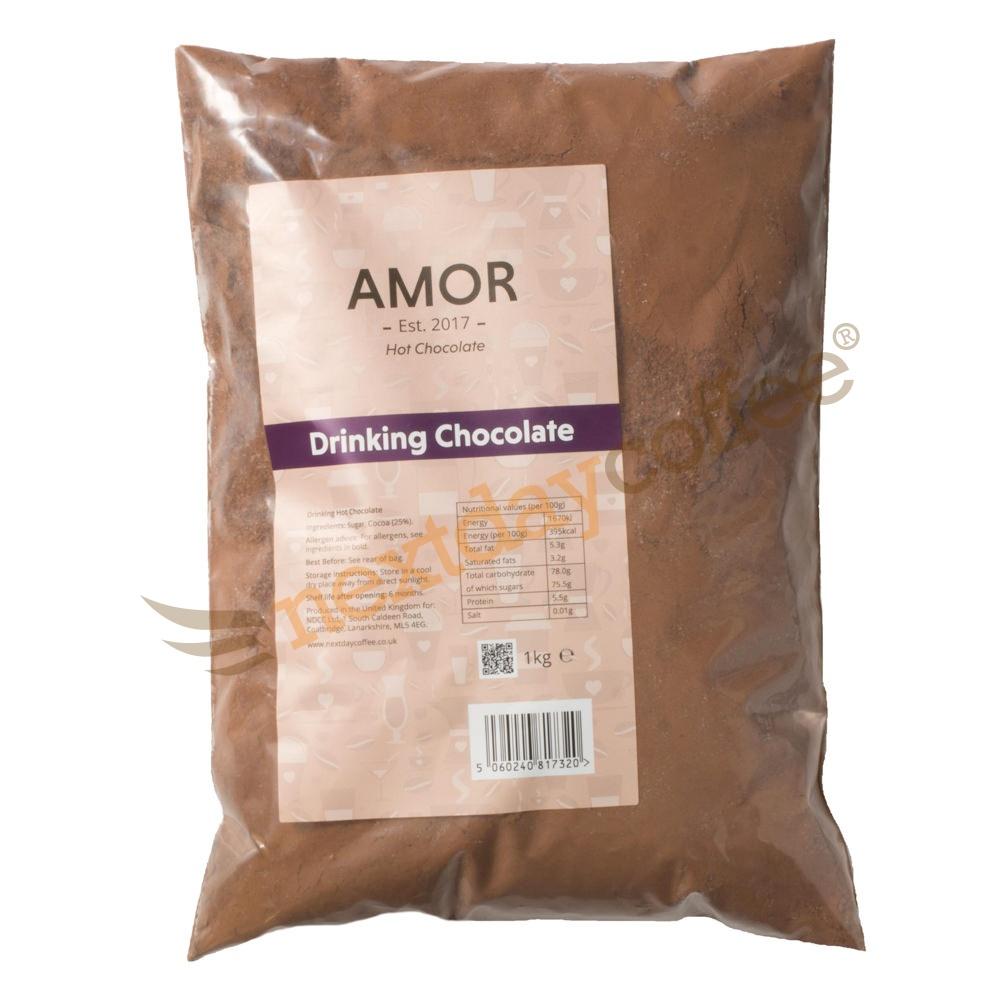 Amor Hot Chocolate Powder (1kg)