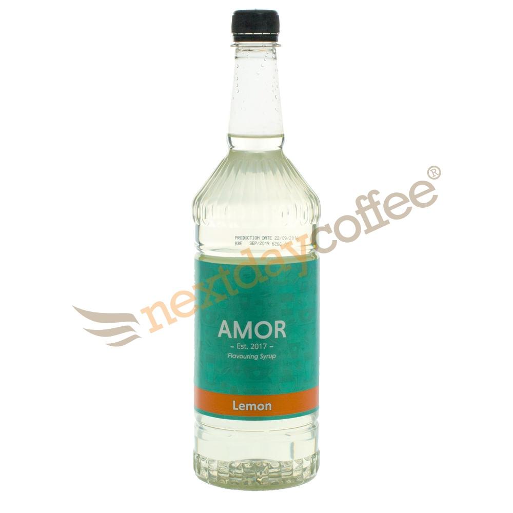 Amor Lemon Syrup (1 Litre)