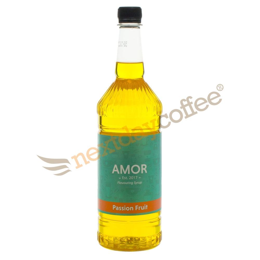 Amor Passion Fruit Syrup (1 Litre)