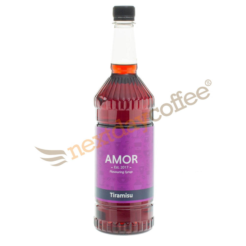 Amor Tiramisu Syrup (1 Litre)
