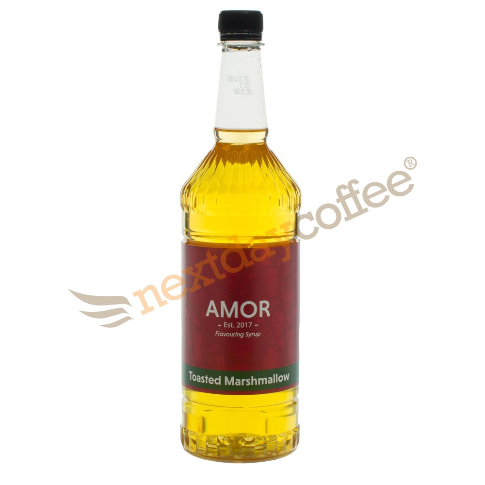 Amor Toasted Marshmallow Syrup (1 Litre)