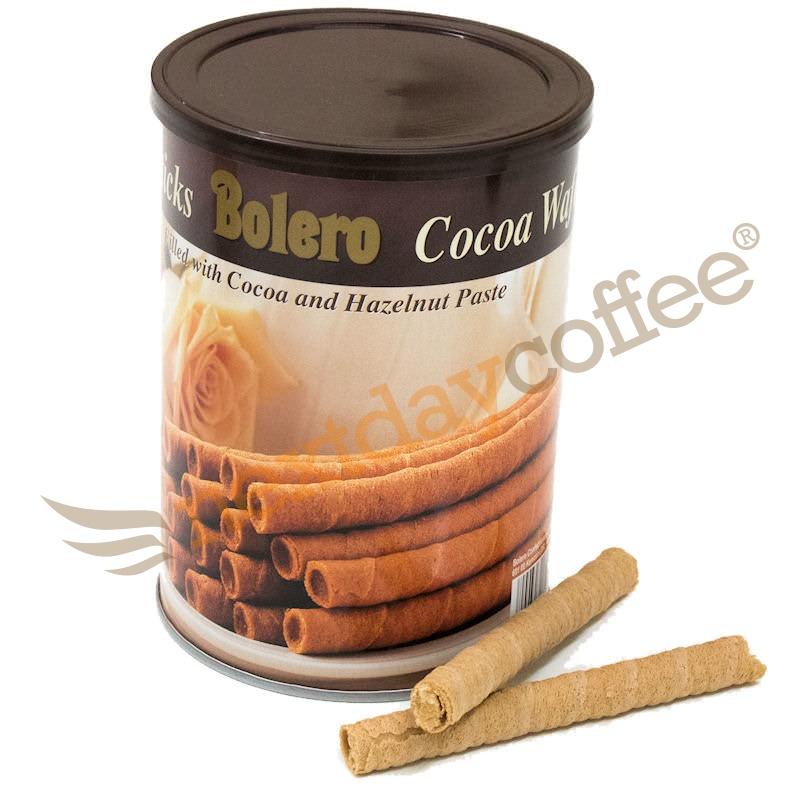 Bolero Chocolate & Hazelnut Wafer Sticks (400g)