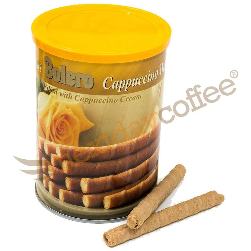 Bolero Cappuccino Wafer Sticks (400g)