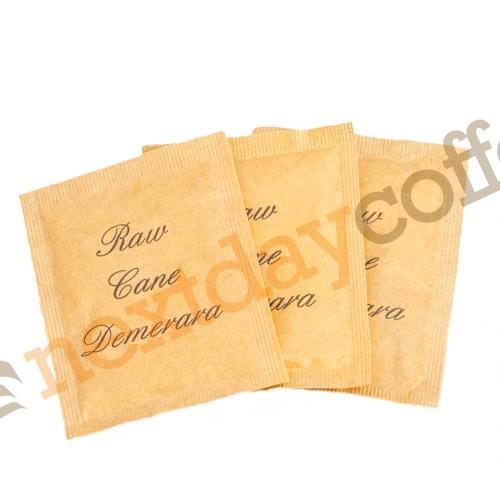 Brown Sugar Sachets - English Script (1000)