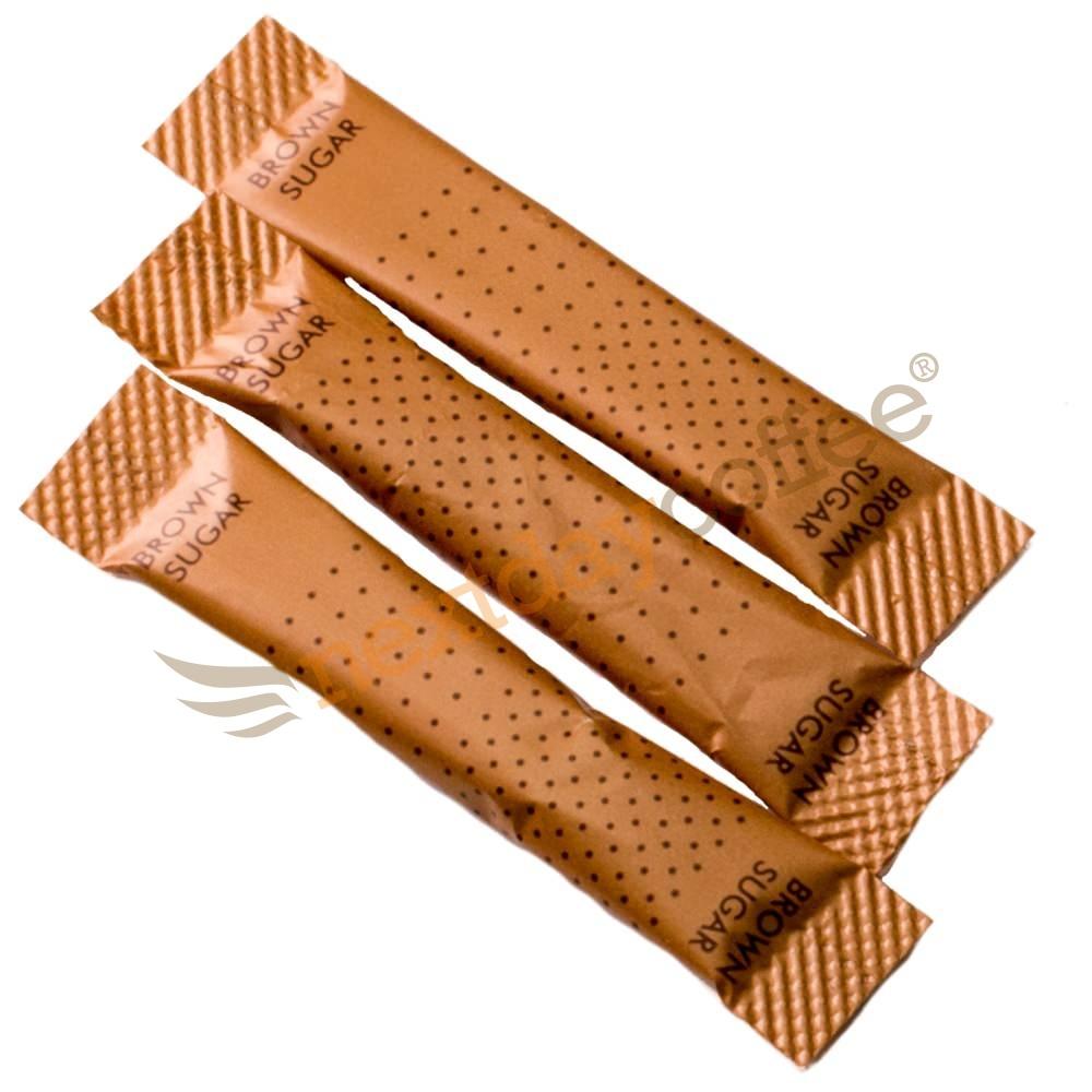 Brown Sugar Sticks - Metallic Design (1000)