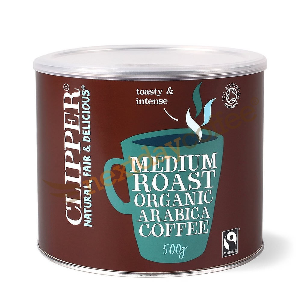 Clipper Organic Freeze Dried Coffee (500g)