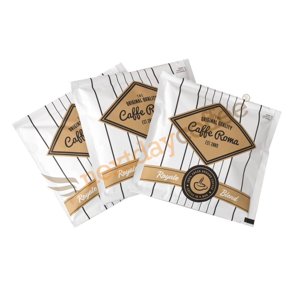 Caffe Roma Coffee Bags - Royale (150)