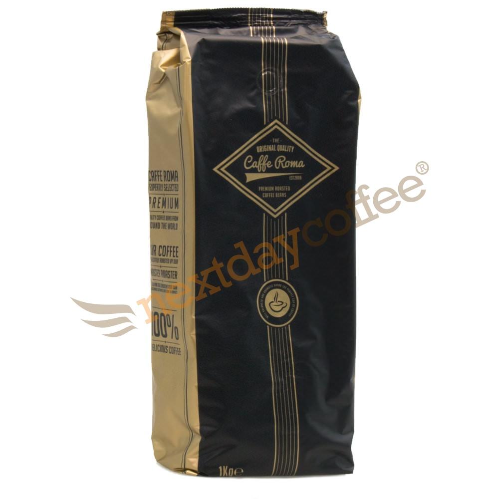 Caffe Roma Fairtrade Coffee Beans (1kg)