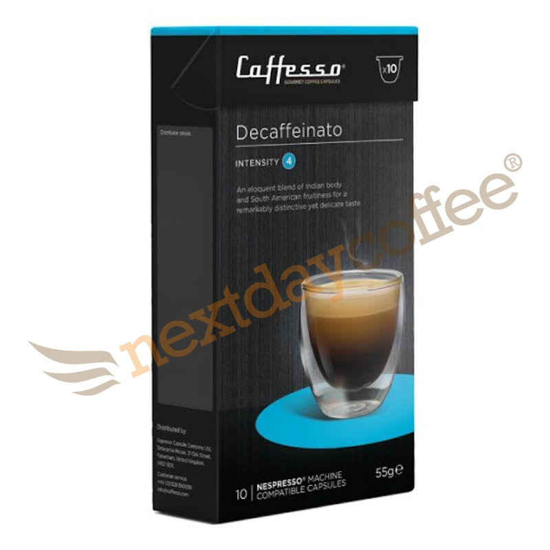 Nespresso Compatible - Decaffeinato (10 capsules)
