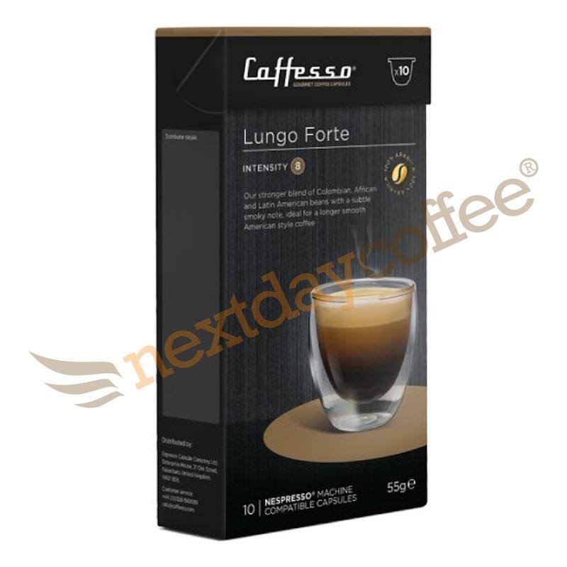 Nespresso Compatible - Lungo Forte (10 capsules)