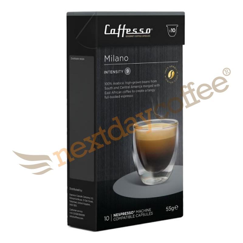 Nespresso Compatible - Milano (10 capsules)