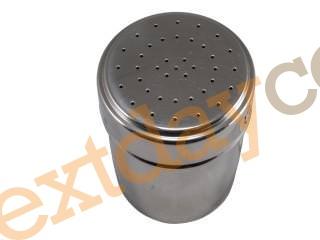 Chocolate Shaker Drum - Holes (Small)