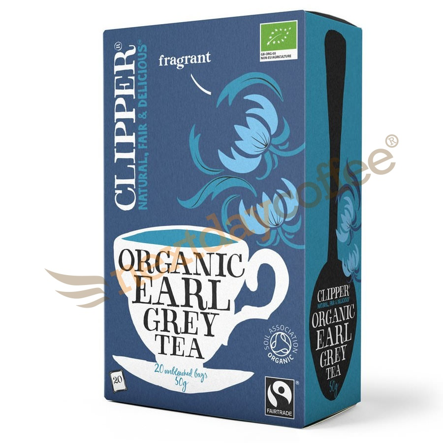 Clipper Tea - Earl Grey Envelope Tea (25)