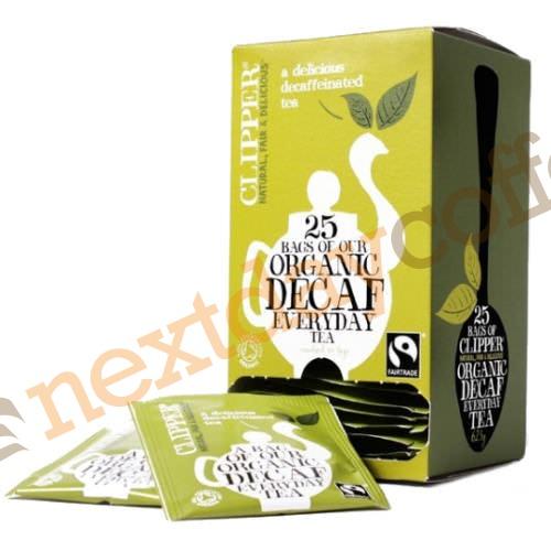 Clipper Organic Decaffeinated Envelope Tea (25)