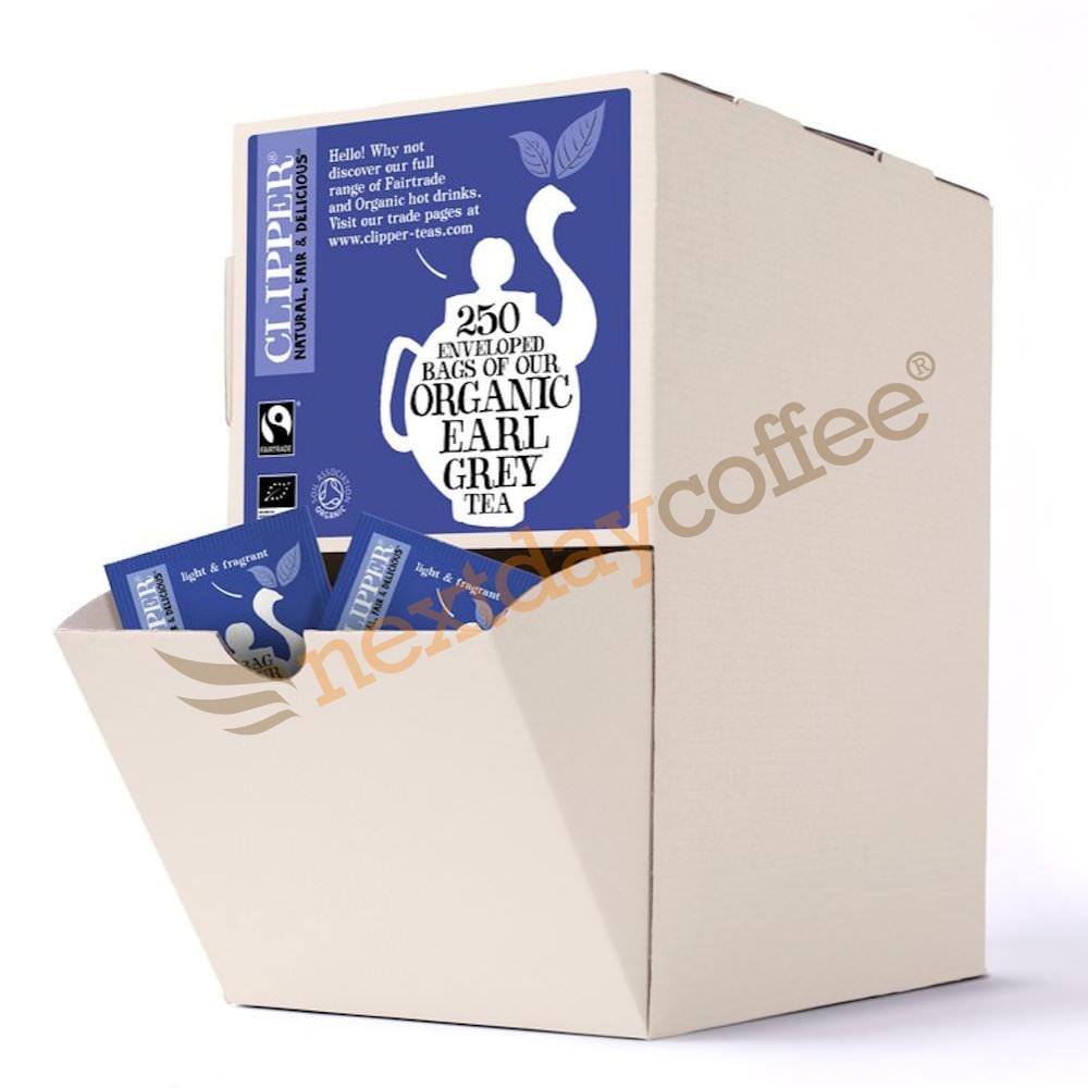 Clipper Organic Envelope Earl Grey Tea (250)