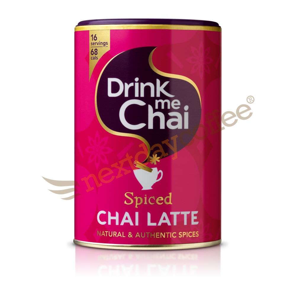 Drink Me Chai - Spiced Chai Latte (250g)