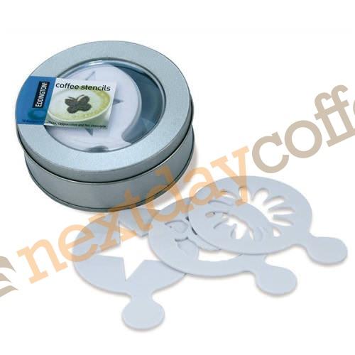 Coffee Stencil Set (16 stencils)