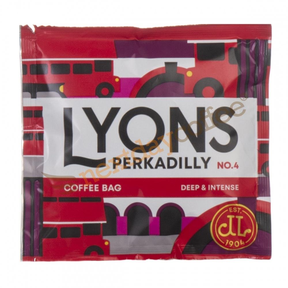 Lyons Perkadilly No4 Coffee Bags (150)