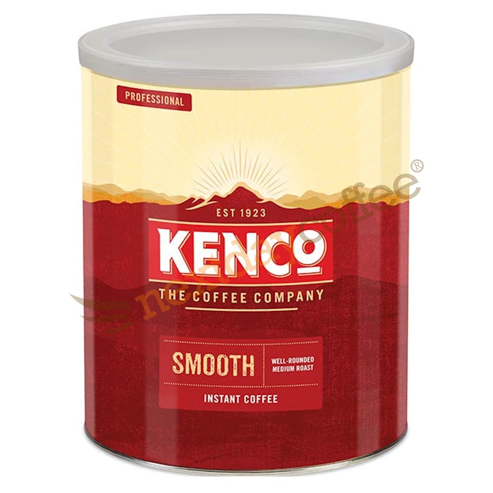 Kenco Smooth Freeze Dried Instant Coffee (750g)