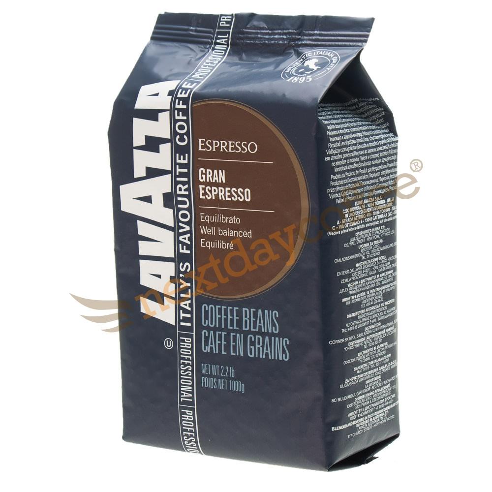 Lavazza Grand Espresso Coffee Beans (1kg)