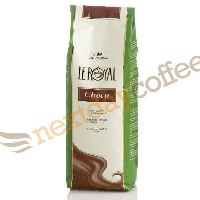 Le Royal 'Choco' Vending Hot Chocolate (10 x 1Kg)