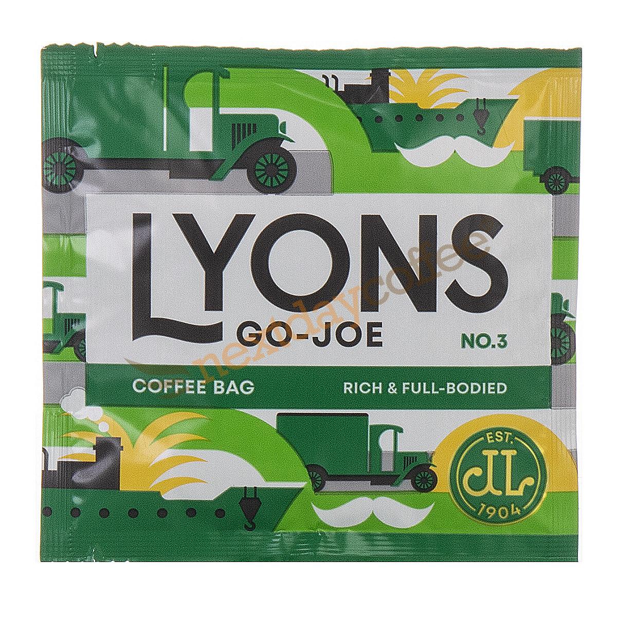 Lyons No3 Coffee Bags (4 x 18)