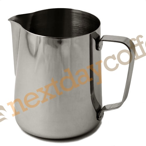 Milk Frothing Foaming Jug (1000ml)
