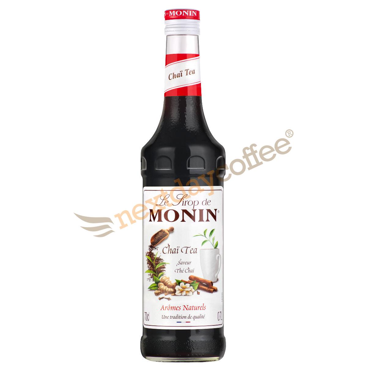 Monin Chai Tea Concentrate (700ml)