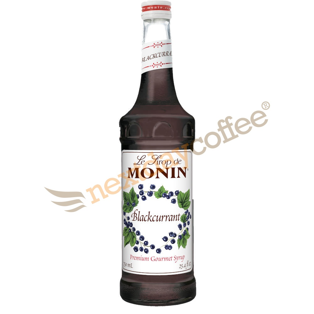 Monin Blackcurrant Syrup (700ml)