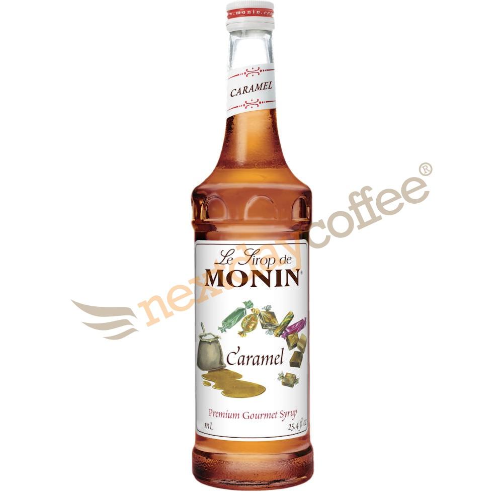 Monin Caramel Syrup (700ml)