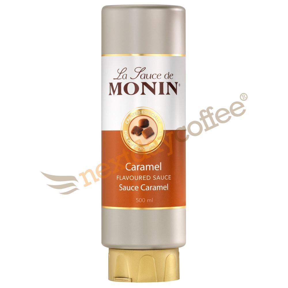 Monin Sauce - Salted Caramel (500ml)