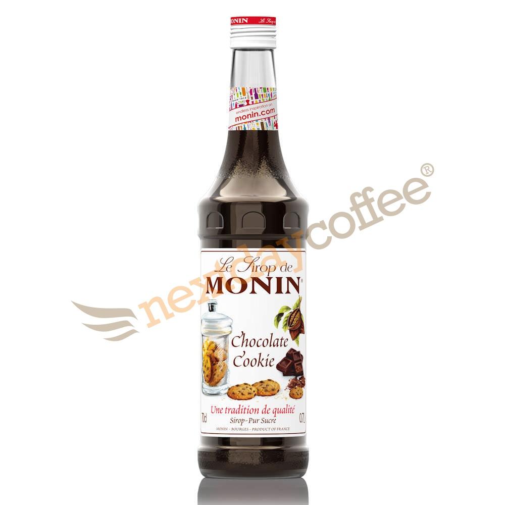 Monin Chocolate Cookie Syrup (700ml)