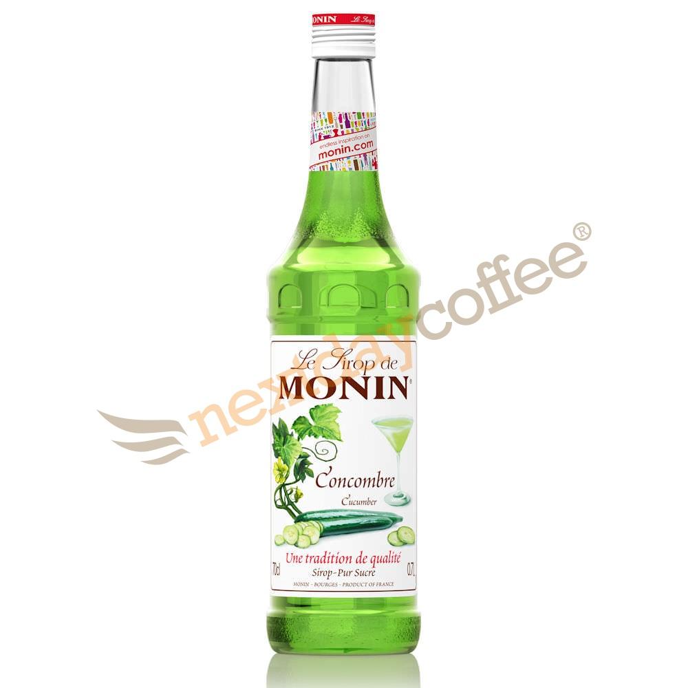 Monin Cucumber Syrup (700ml)