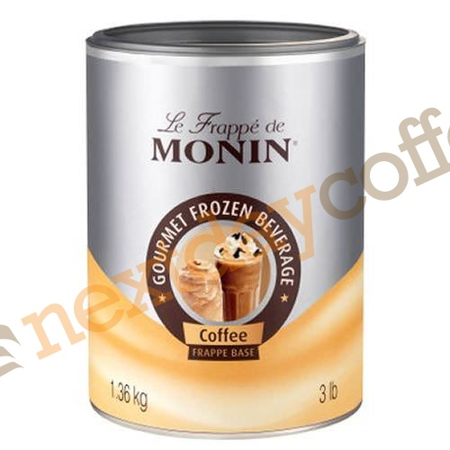 Monin Frappe Mix - Coffee (1.36kg)
